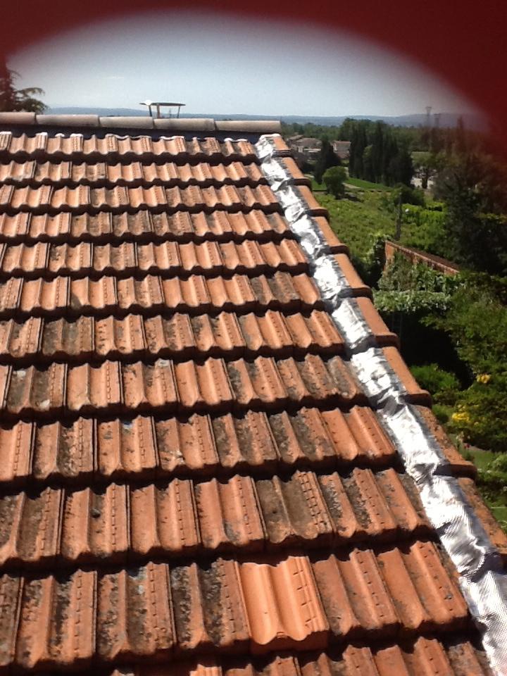 Etanchéité des toitures platte Avignon (84) Orange Carpentras