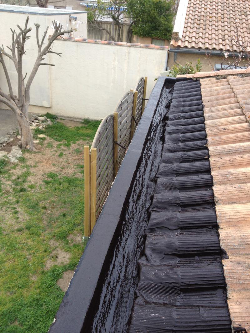 Etanch it toit plat avignon 84 orange carpentras for Etancheite toit plat