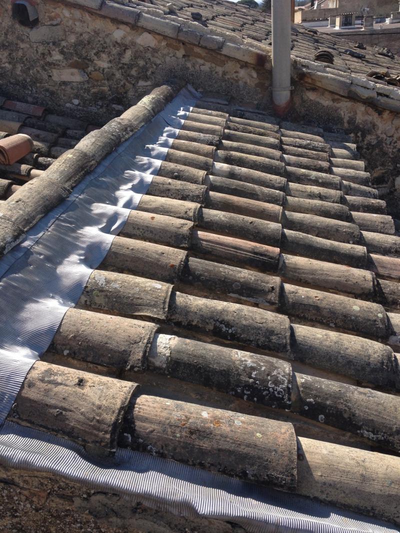 Remaniement de toiture à Cavaillon (84) : tuiles marseillaises et provençales